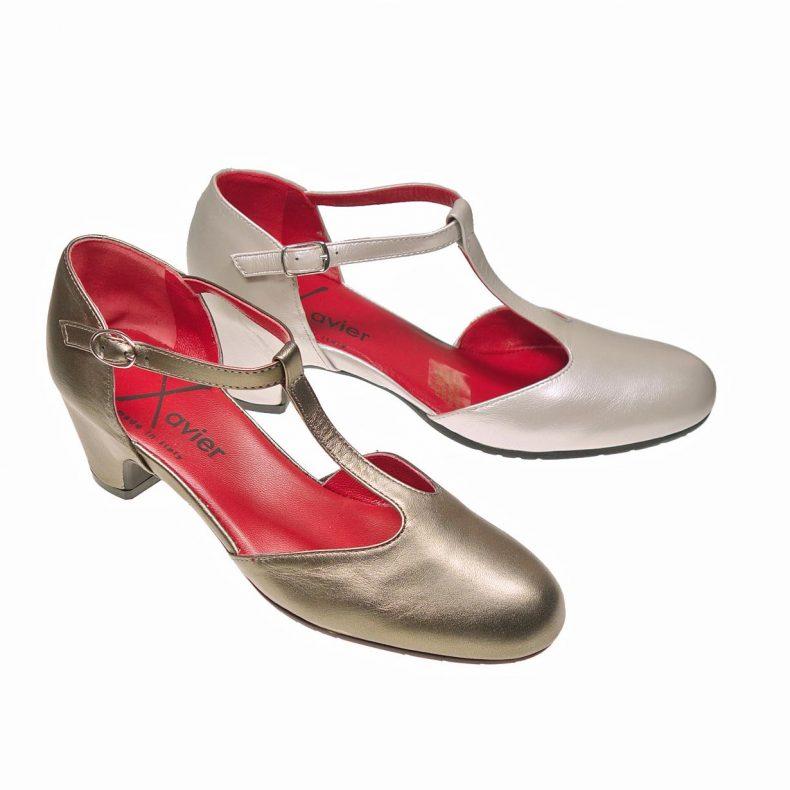 Schuhe: Xavier - Carina (bronze)