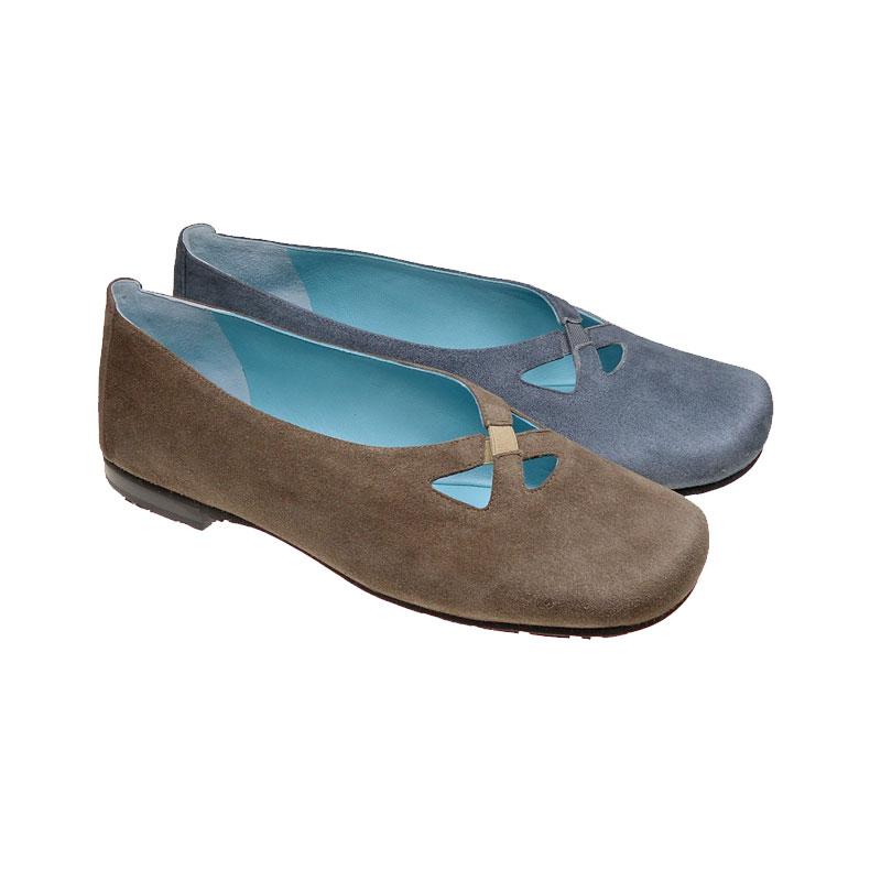 Ballerina Schuhe von Thierry Rabotin