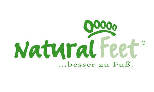 Logo Natural Feet
