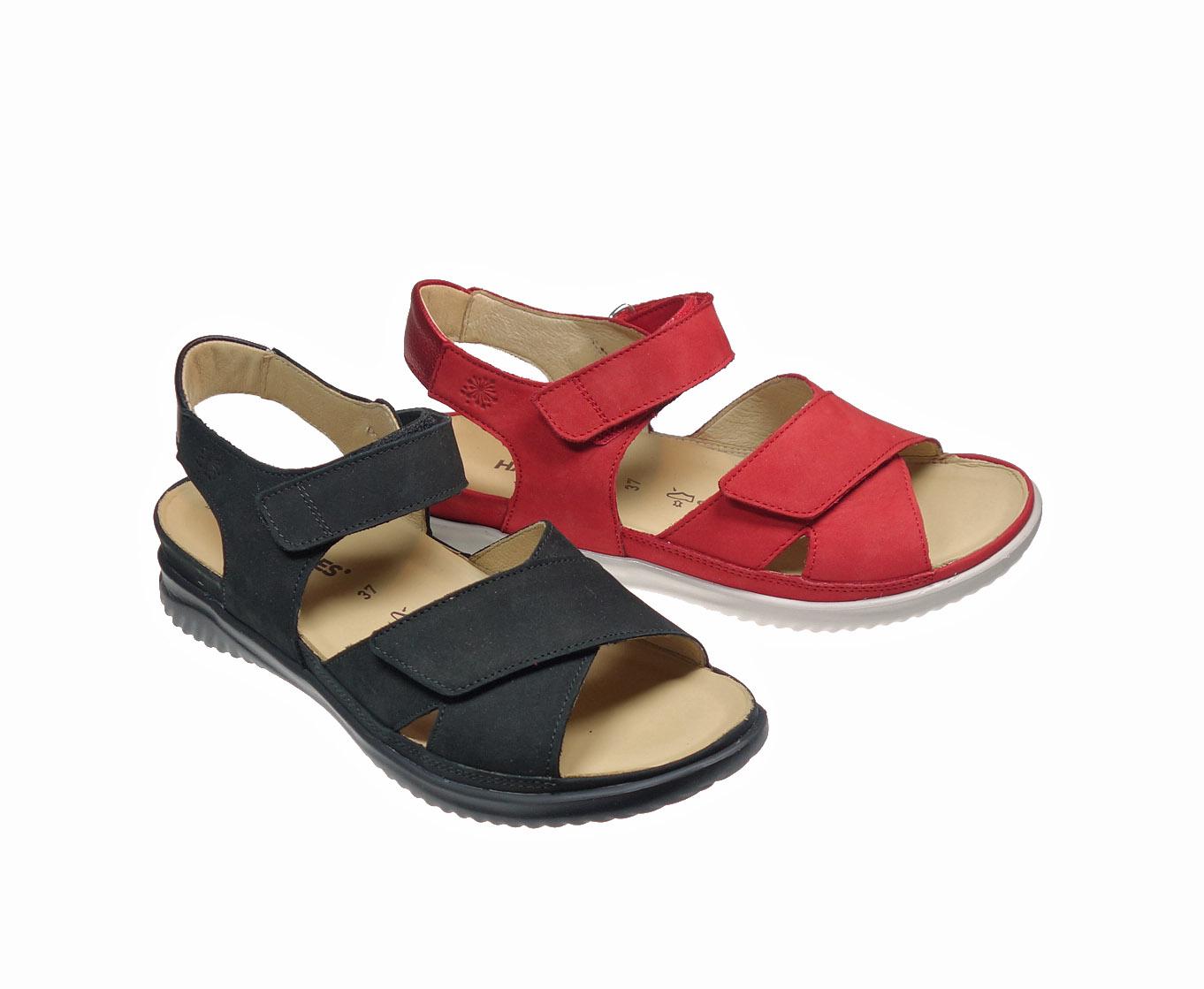 Hartjes Damen Sandalen schwarz 41
