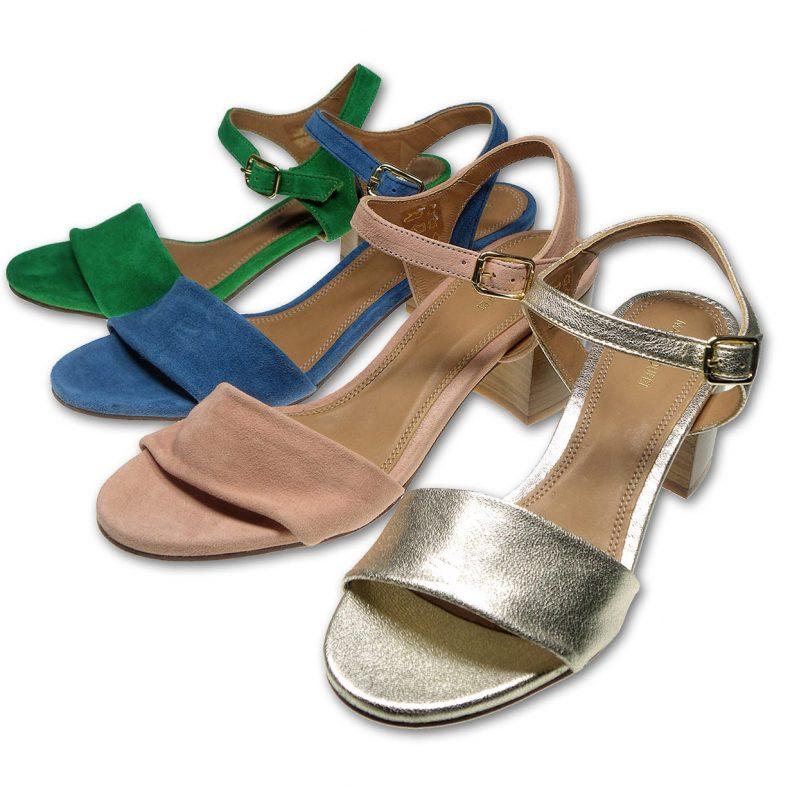 Schuhe von Marion Toufet - Celine