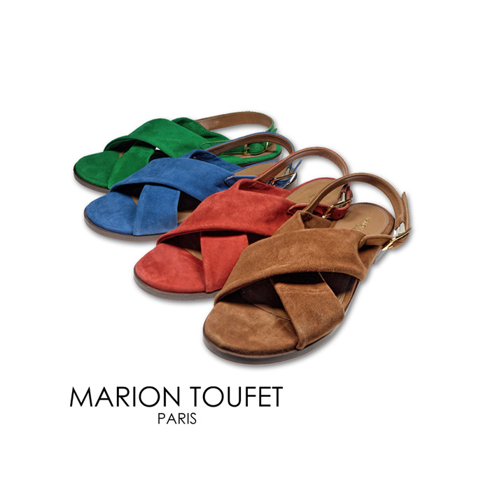 Schuhe von Marion Toufet Paris