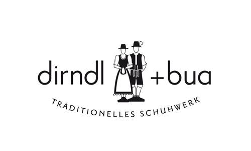 Logo dirndl + bua