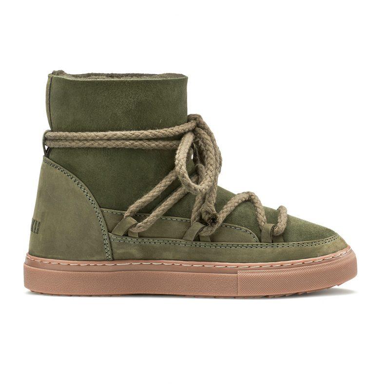 Inuikii: Sneaker - Classic Olive